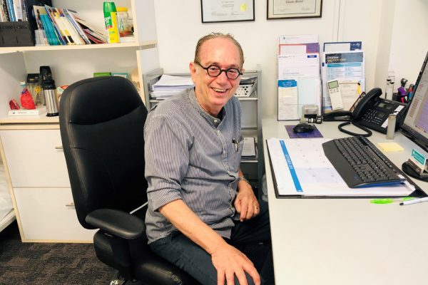Dr Chaim Meital MD (Milan) FRACGP
